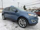Ford Edge 2018 Data, Info and Specs