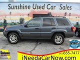 2002 Steel Blue Pearlcoat Jeep Grand Cherokee Laredo #125045369