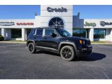 2017 Black Jeep Renegade Latitude #125068462