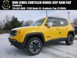 2017 Solar Yellow Jeep Renegade Trailhawk 4x4 #125068346