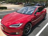 2016 Tesla Model S P90D Data, Info and Specs