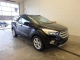 2018 Shadow Black Ford Escape SE 4WD #125068387