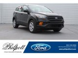 2018 Shadow Black Ford Escape S #125093955