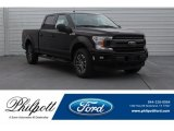 2018 Magma Red Ford F150 XLT SuperCrew 4x4 #125093950
