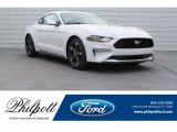 2018 Oxford White Ford Mustang EcoBoost Fastback #125093940