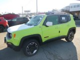 2017 Hypergreen Jeep Renegade Trailhawk 4x4 #125093933