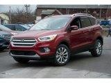 2018 Ruby Red Ford Escape Titanium 4WD #125124514