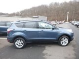 2018 Blue Metallic Ford Escape SEL 4WD #125124559