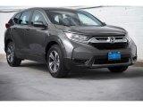 2018 Modern Steel Metallic Honda CR-V LX #125124532
