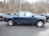 2018 Blue Jeans Ford F150 XL SuperCab 4x4 #125124576