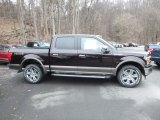 2018 Magma Red Ford F150 Lariat SuperCrew 4x4 #125124574