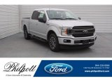 2018 Ingot Silver Ford F150 XLT SuperCrew #125136943