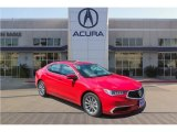 2018 San Marino Red Acura TLX Technology Sedan #125140141