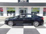 2017 Phantom Black Hyundai Sonata Limited #125156397