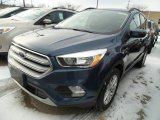 2018 Blue Metallic Ford Escape SE #125172199