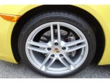 Porsche 911 2013 Wheels and Tires