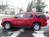 2013 Crystal Red Tintcoat Chevrolet Tahoe LT 4x4 #125172029