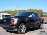2018 Magma Red Ford F150 STX SuperCrew 4x4 #125171875