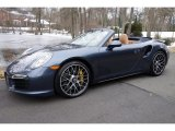 2015 Porsche 911 Yachting Blue Metallic