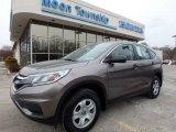 2015 Urban Titanium Metallic Honda CR-V LX AWD #125201048