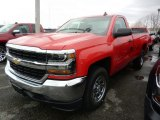 2018 Chevrolet Silverado 1500 LS Regular Cab 4x4 Front 3/4 View