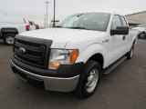 2014 Oxford White Ford F150 XL SuperCab #125201148