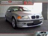 2001 Titanium Silver Metallic BMW 3 Series 330i Sedan #12521876
