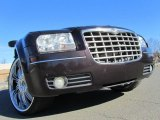 2005 Deep Lava Red Pearl Chrysler 300 Touring #125228964