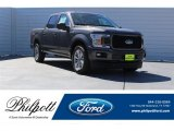 2018 Magnetic Ford F150 STX SuperCrew #125228981