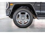Mercedes-Benz G Wheels and Tires
