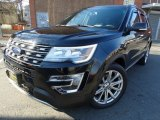 2016 Shadow Black Ford Explorer Limited 4WD #125246548