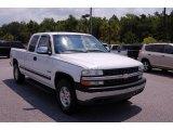 1999 Summit White Chevrolet Silverado 1500 LS Extended Cab 4x4 #12517869