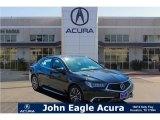 2018 Crystal Black Pearl Acura TLX Sedan #125246452