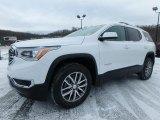 2018 Summit White GMC Acadia SLE AWD #125246524