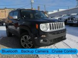 2017 Black Jeep Renegade Limited 4x4 #125268139