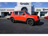 2017 Colorado Red Jeep Renegade Latitude #125268174