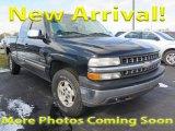 2000 Onyx Black Chevrolet Silverado 1500 LT Extended Cab 4x4 #125268188