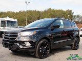 2018 Shadow Black Ford Escape SE 4WD #125276866