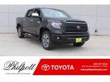 2018 Midnight Black Metallic Toyota Tundra Platinum CrewMax 4x4 #125276979