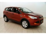 2015 Sunset Metallic Ford Escape S #125277000