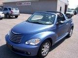 2007 Marine Blue Pearl Chrysler PT Cruiser Touring Convertible #12506550