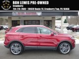 2015 Ruby Red Metallic Lincoln MKC AWD #125289336