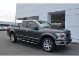 2018 Magnetic Ford F150 XLT SuperCab 4x4 #125289385