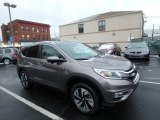 2015 Alabaster Silver Metallic Honda CR-V Touring #125289294