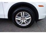 Porsche Cayenne 2015 Wheels and Tires
