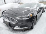 2018 Magnetic Ford Fusion SE #125325355