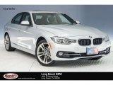 2018 Glacier Silver Metallic BMW 3 Series 330i Sedan #125325303