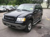 2001 Deep Wedgewood Blue Metallic Ford Explorer Sport 4x4 #12522197