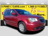 2016 Deep Cherry Red Crystal Pearl Chrysler Town & Country Touring #125325208