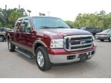 2007 Ford F250 Super Duty Lariat Crew Cab Data, Info and Specs